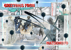 greetings from Matsumoto