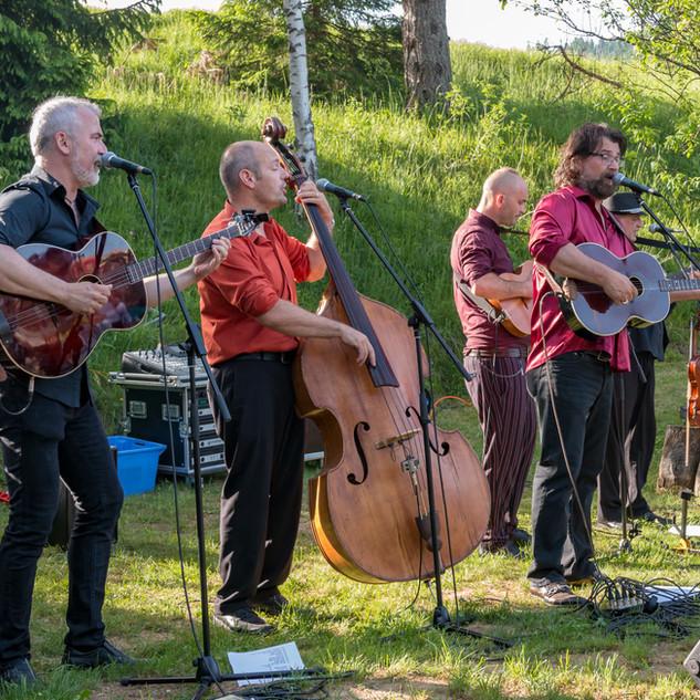Koncert skupine Šukar, junij 2019