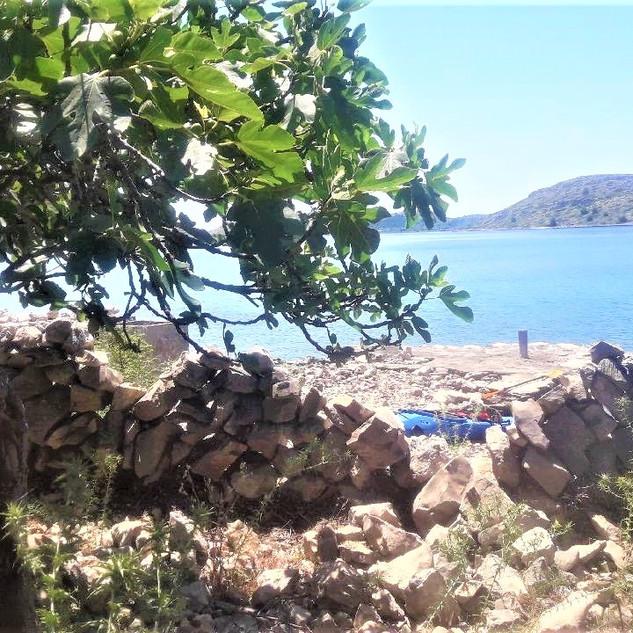 Prvomajske počitnice na Kornatih