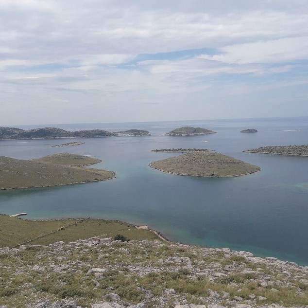 Prvomajske počitnice na Hrvaškem - Kornati