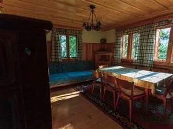 Prenočite v Titovi rezidenci na Pokljuki - zima 2019/2020
