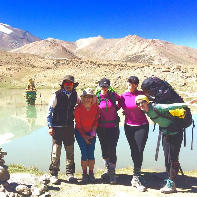 Treking po Himalaji