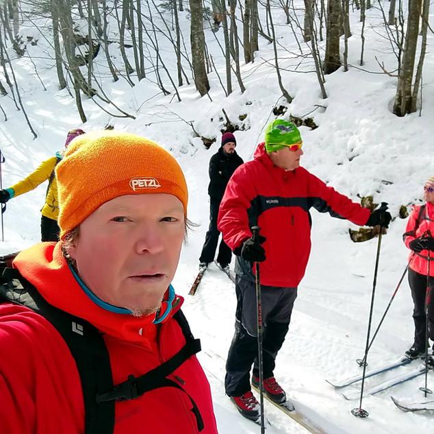 Trnovski gozd - ekipa