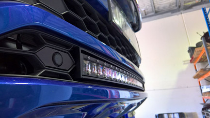 Led-Bar Amarok Facelift V6