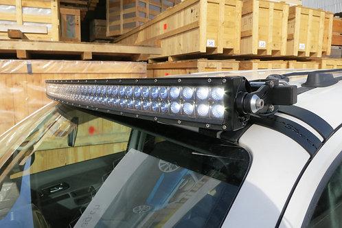 LED-Bar-Klemmhalterung Dach / Led bar bracket, clamp-on version