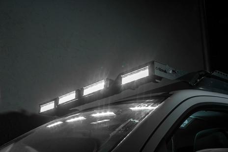 Lightbar mit 4 PIAA RF10