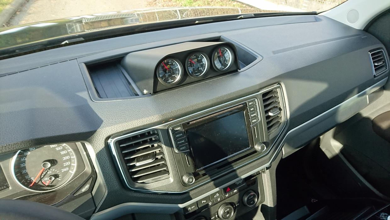 Instrumentenkonsole VW Amarok V6