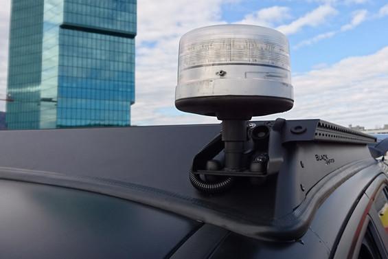 Dachplattform VW Amarok