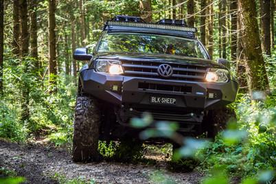 """VW Amarok """"Black Ops"""""""