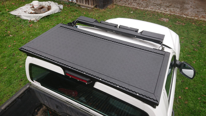Dachplattform Amarok Single Cab