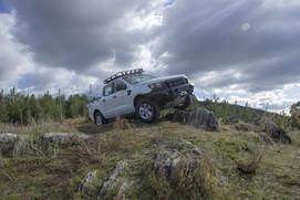 Rival Aluminium-Stossstange Ford Ranger