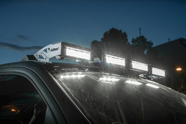 Lightbar VW Amarok mit 4 PIAA RF10