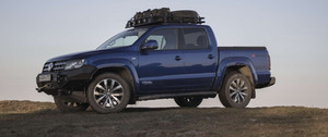 Rival Aluminium-Stossstange VW Amarok