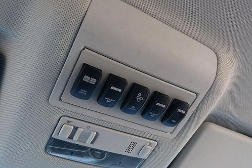 VW Amarok Oberes Schalterpanel / *Upper switchpanel*