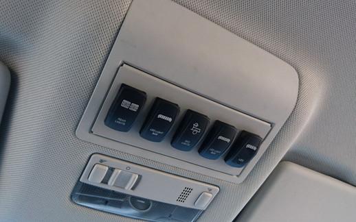 Schalterpanel Dach VW Amarok