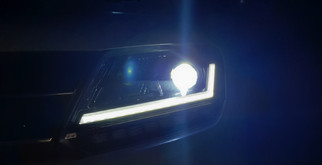 Osram Full LED Scheinwerfer VW Amarok