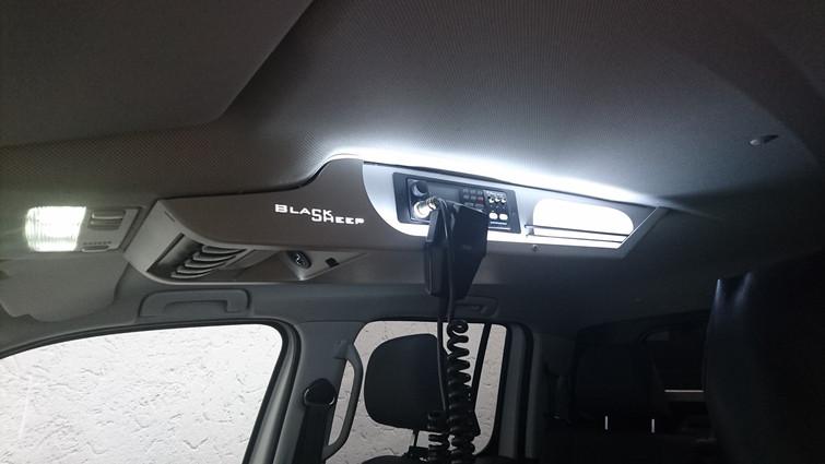 Dachkonsole VW Amarok
