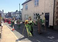 Clun Green Man (May)