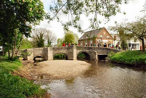 Medieval Town of Clun
