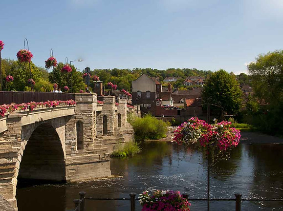 Bridgnorth Lowtown Bridge