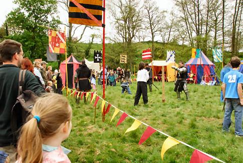 Clun - Green Man Festival