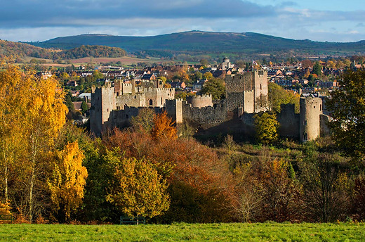 Ludlow Town & Castle