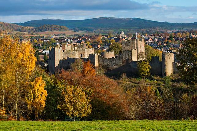Ludlow Castle & Town