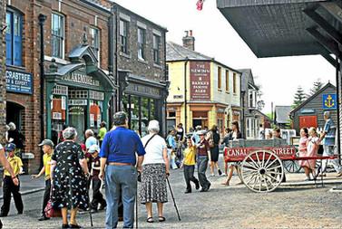 Blists Hill Historic Village