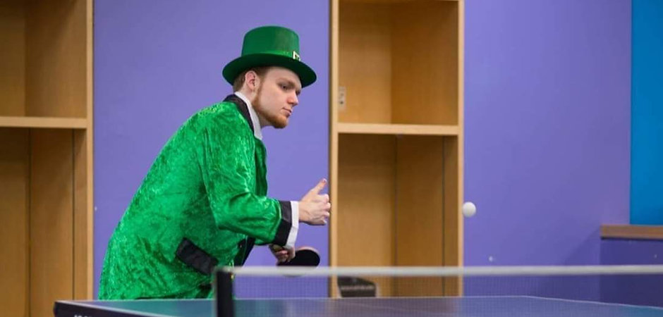 Sean Leprechaun Photo