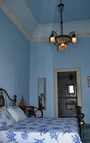 interno della camera Blu