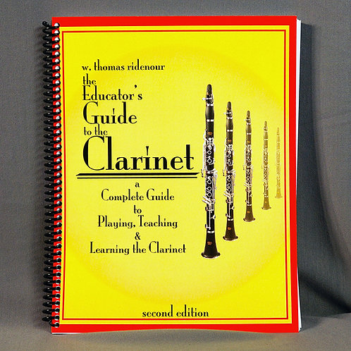 The Educators Guide to the Clarinet