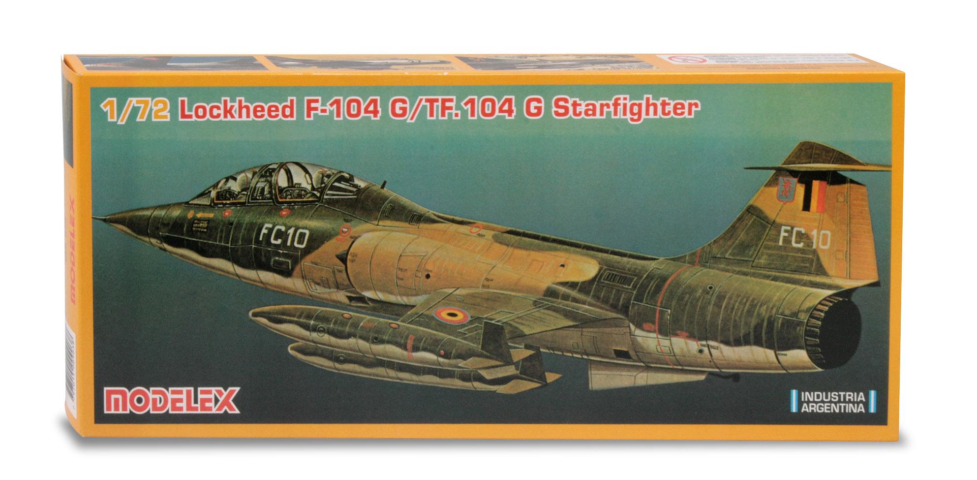 LOCKHEED F-104 G/TF. 104 G STARFIGHT