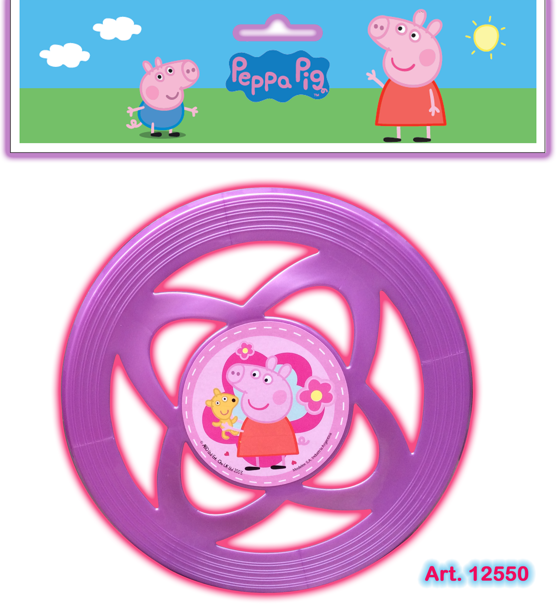 FLYER - PEPPA PIG