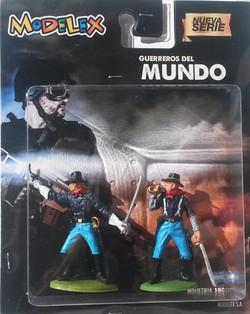 GUERREROS DEL MUNDO