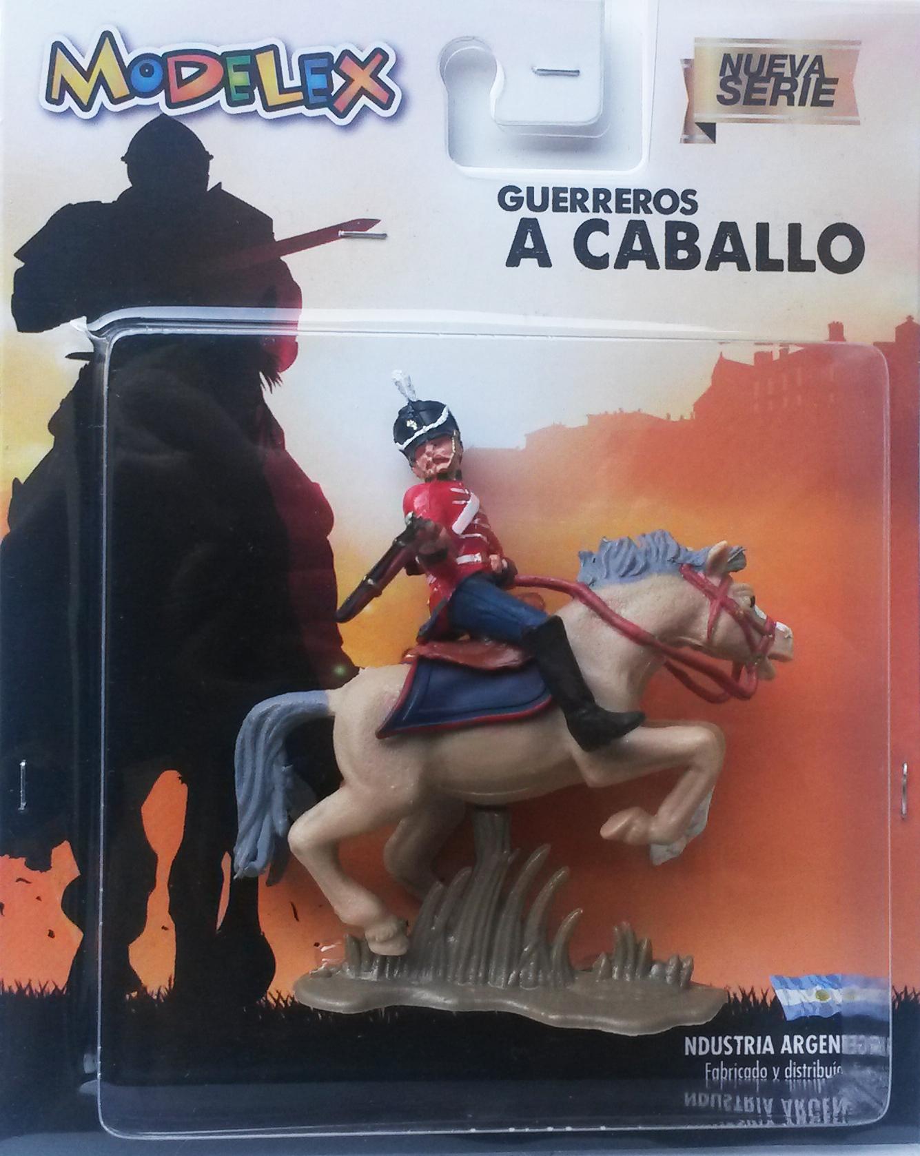 GUERREROS A CABALLO
