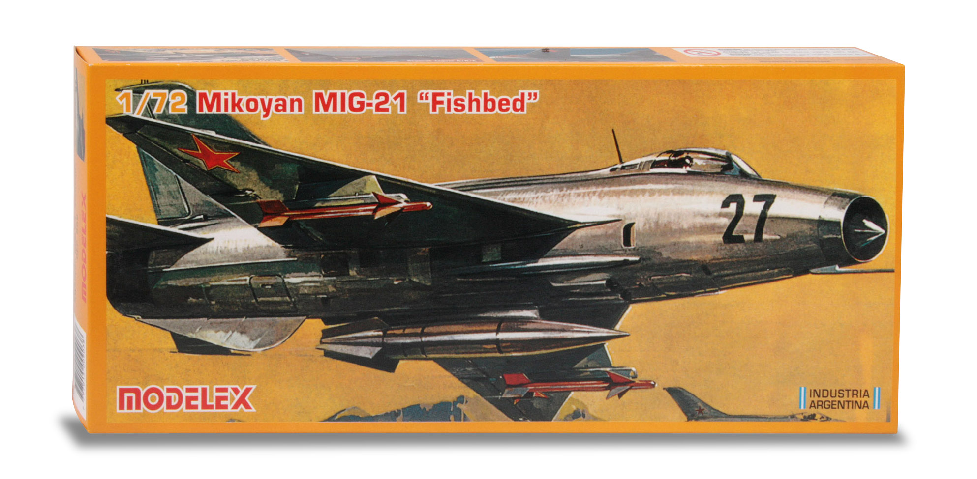 "MIKOYAN MIG-21 ""FISHBED"""