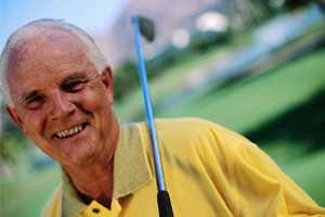 An Adjustment to your Golf Game