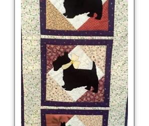 Scottie Wall Hanging