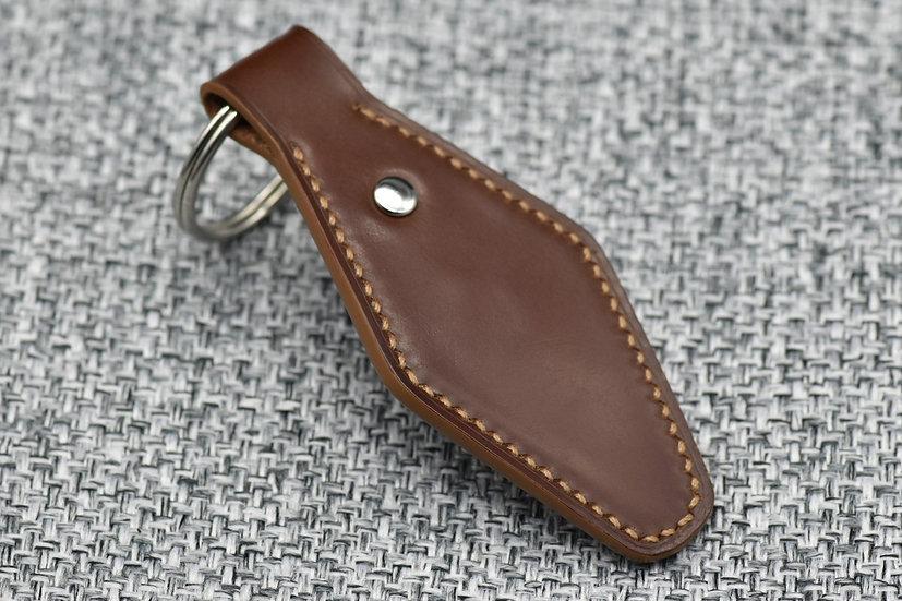 Key Fob - Shell Cordovan(Brown)