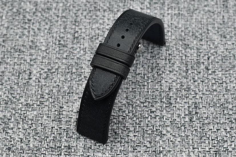 BC Pueblo(Navy Blue) Leather Watch Strap