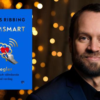 Tre frågor till Mattias Ribbing – författare till Skärmsmart