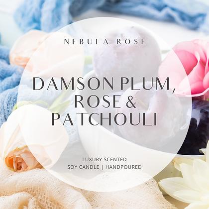 Damson Plum, Rose & Patchouli