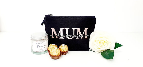 Personalised Mothers Day Mini Gift Set