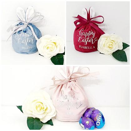 Easter Bunny Chocolate Gift Bag