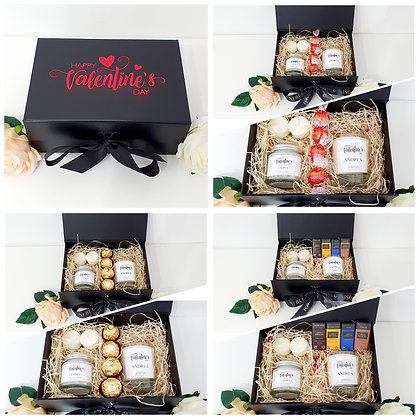 Luxury Valentines Day Relaxing Home Spa Gift Set