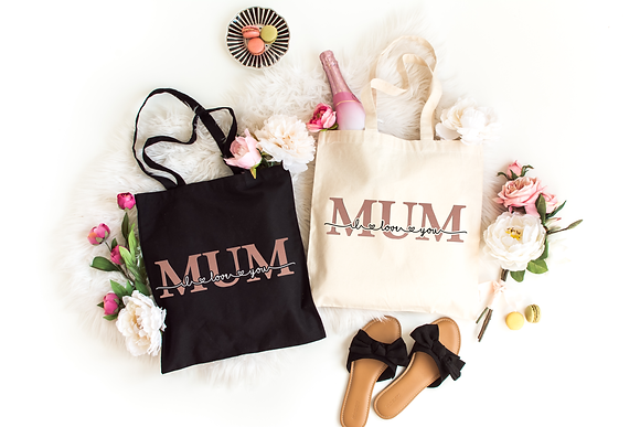 Mothers Day - Personalised Tote Bag