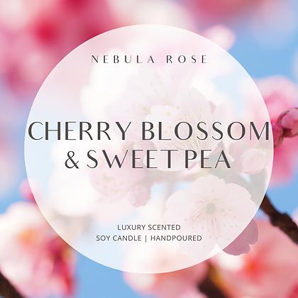 Cherry Blossom & Sweet Pea
