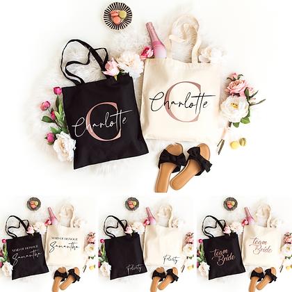 Bridal Party Tote Bag