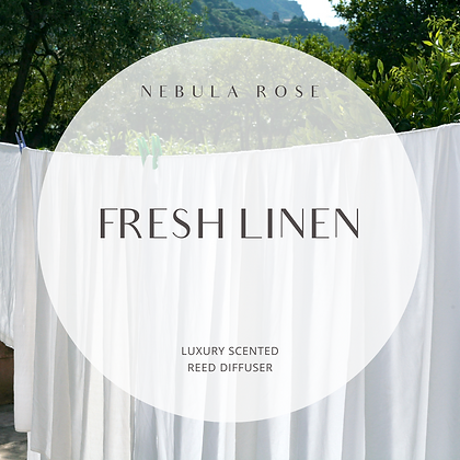 Fresh Linen - Diffuser
