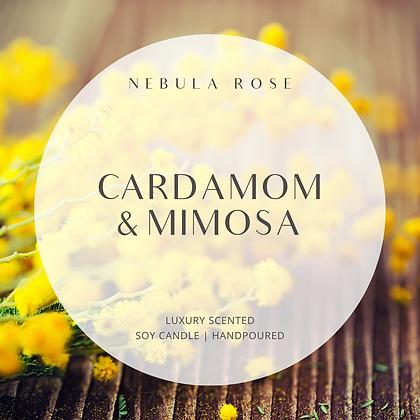 Cardamom & Mimosa